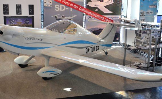 For sale factory ex demo SD-1 Minisport TD – JK AVIATION